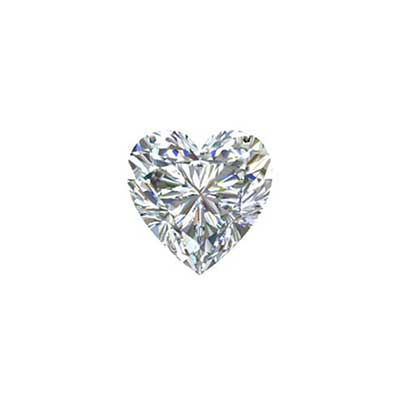 Heart Cut Loose Diamond
