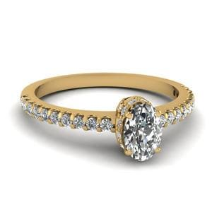0.75 Carat Diamond Crown Ring
