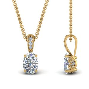 Diamond Pendants For Womens