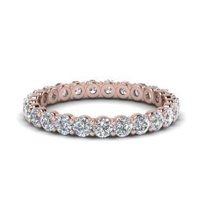 1.50 Ct. Round Eternity Ring