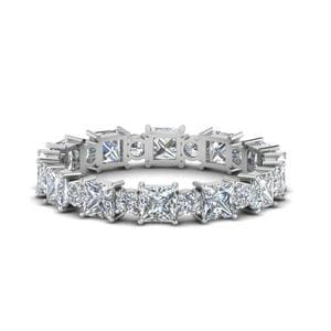 2.50 Carat Art Deco Eternity Band