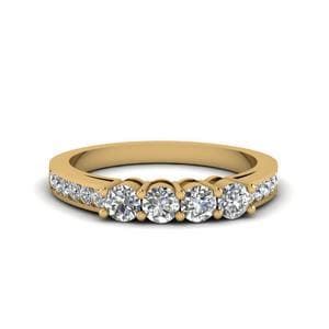 Diamond Accent Band For Women