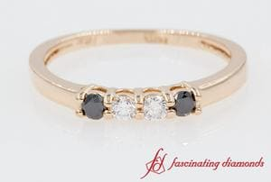 Black Diamond Four Stone Band