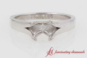 Cathedral Ring Without Diamond