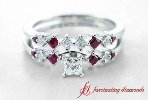 Kite Set Style Diamond Bridal Set