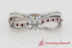 Reverse Split Shank Ring