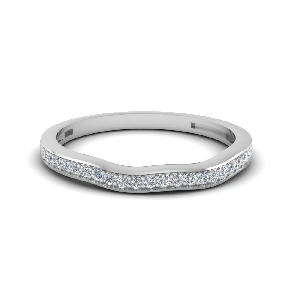 Delicate Ladies Wedding Ring