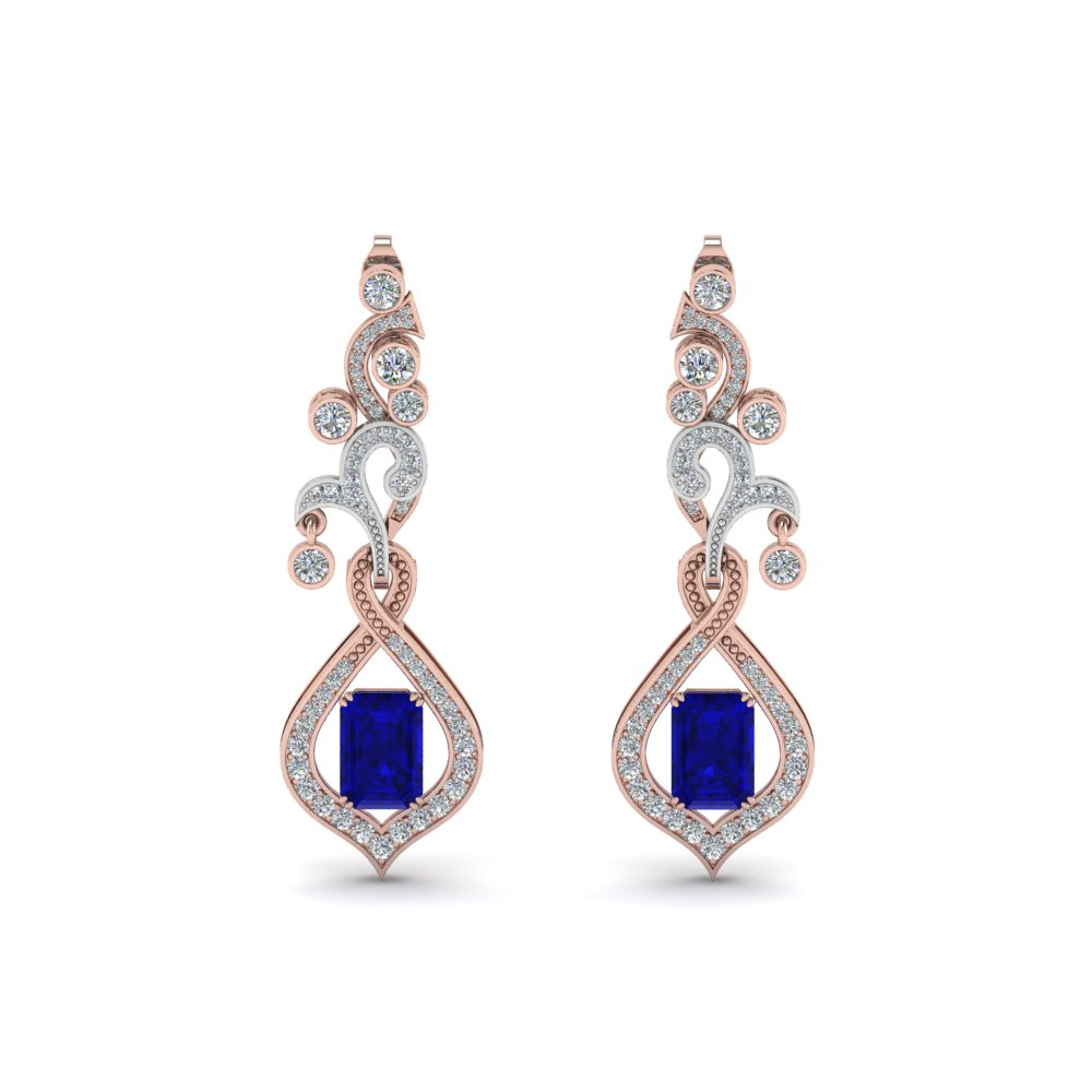 Best Sapphire Earrings