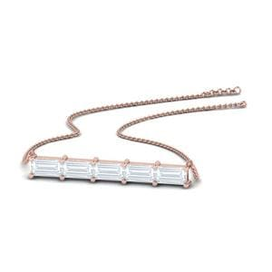 Diamond Horizontal Pendant