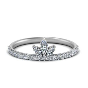 Diamond Wedding Ring For Her