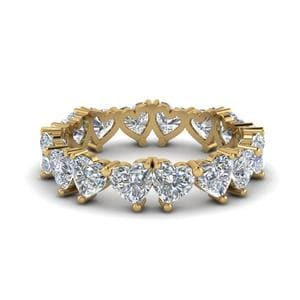Diamond Eternity Band 4 Carat