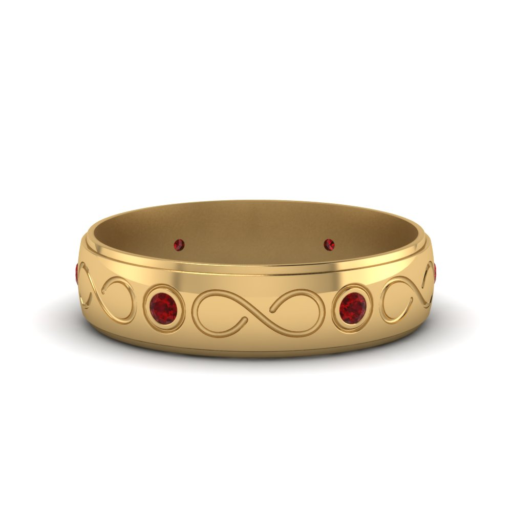 Infinity Design Ruby Band