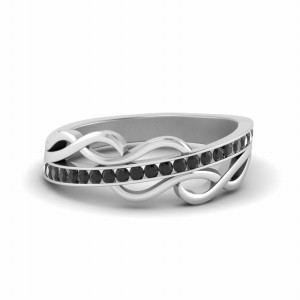 Black Diamond Twist Band