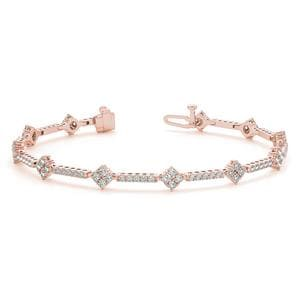 Classic Tennis Diamond Bracelet