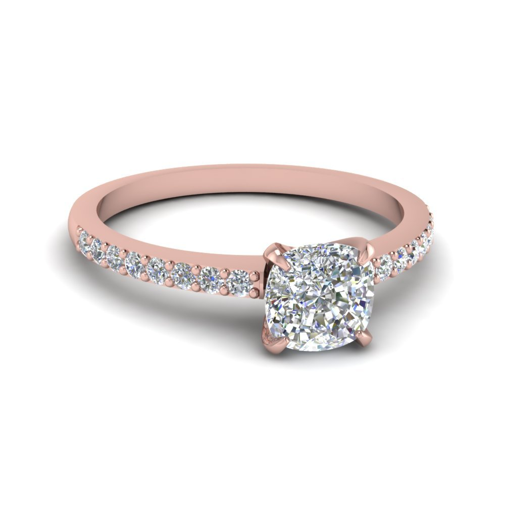Traditional Petite Diamond Ring