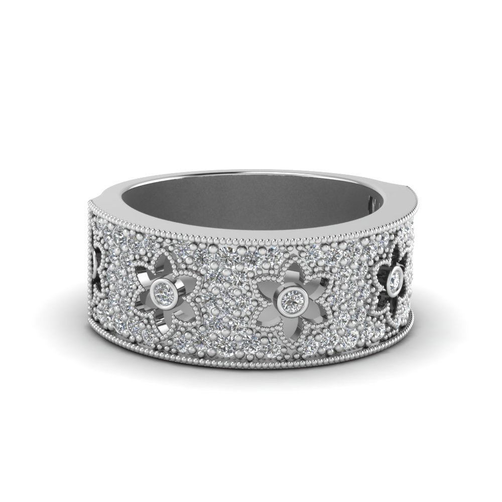 Daisy Design Diamond Band