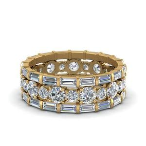 Diamond Eternity Stacking Band
