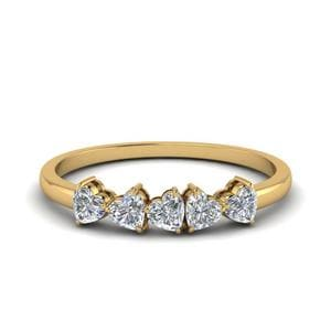 1.25 Carat Diamond Anniversary Ring