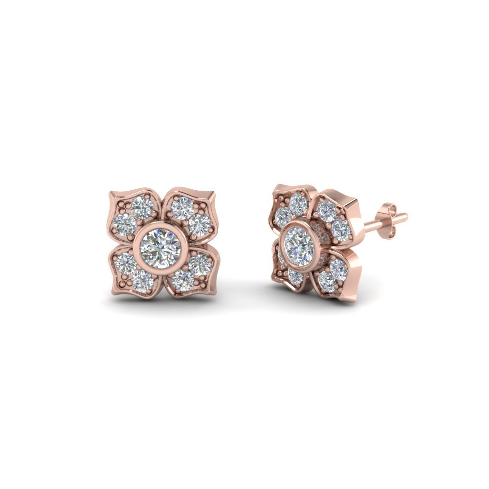 Diamond Stud Earring For Women