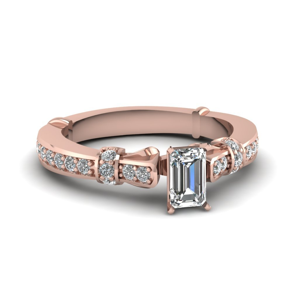 Top 20 Emerald Cut Diamond Rings
