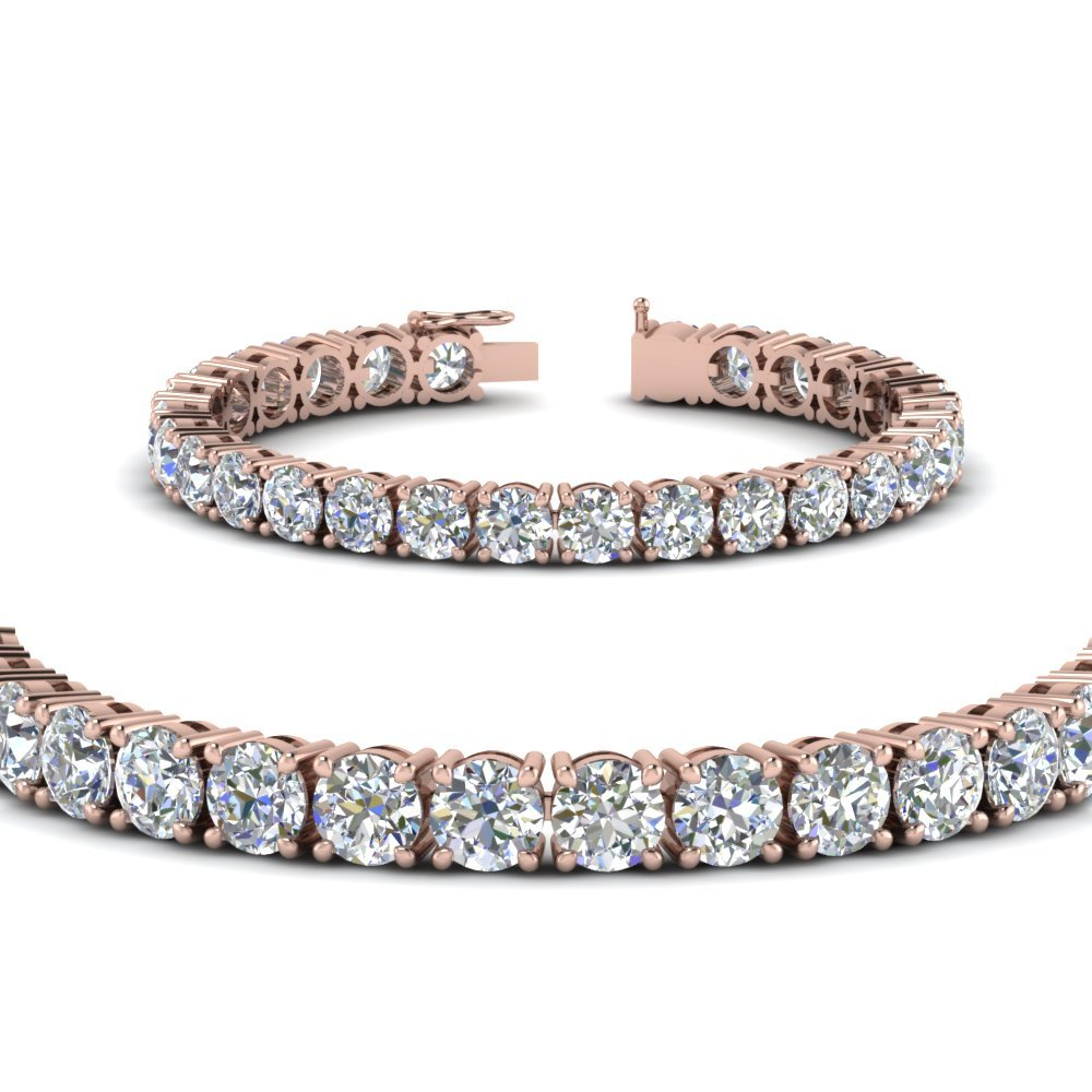 15 Ct. Exclusive Diamond Bracelet