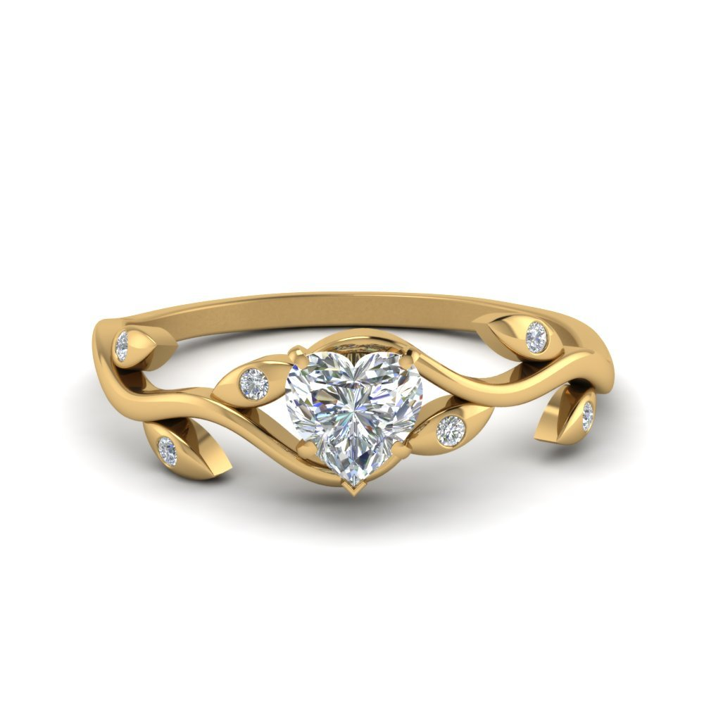 Branch Diamond Wedding Ring