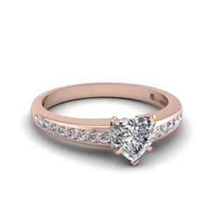 Perfect Match (Channel Set Round Diamond Band)