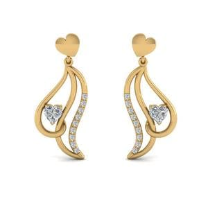 Stud Drop Earring For Women