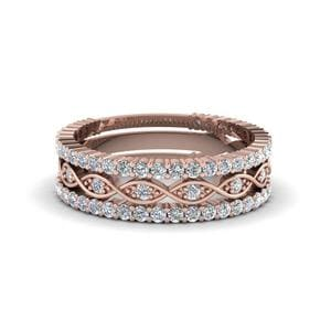 Infinity Beautiful Diamond Band