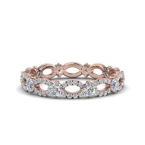 1.50 Ct. Infinity Eternity Anniversary Ring
