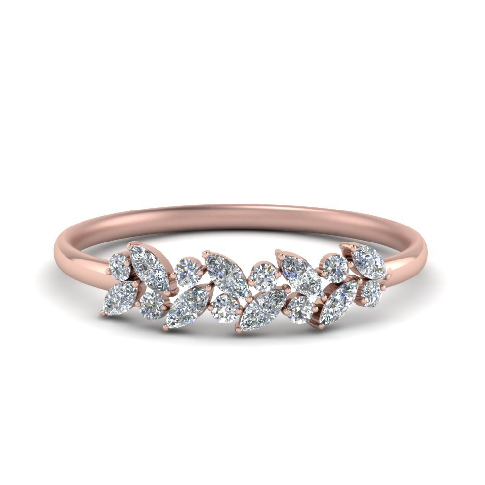 Marquise Promise Ring