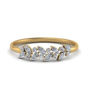 Anniversary Diamond Ring Gift