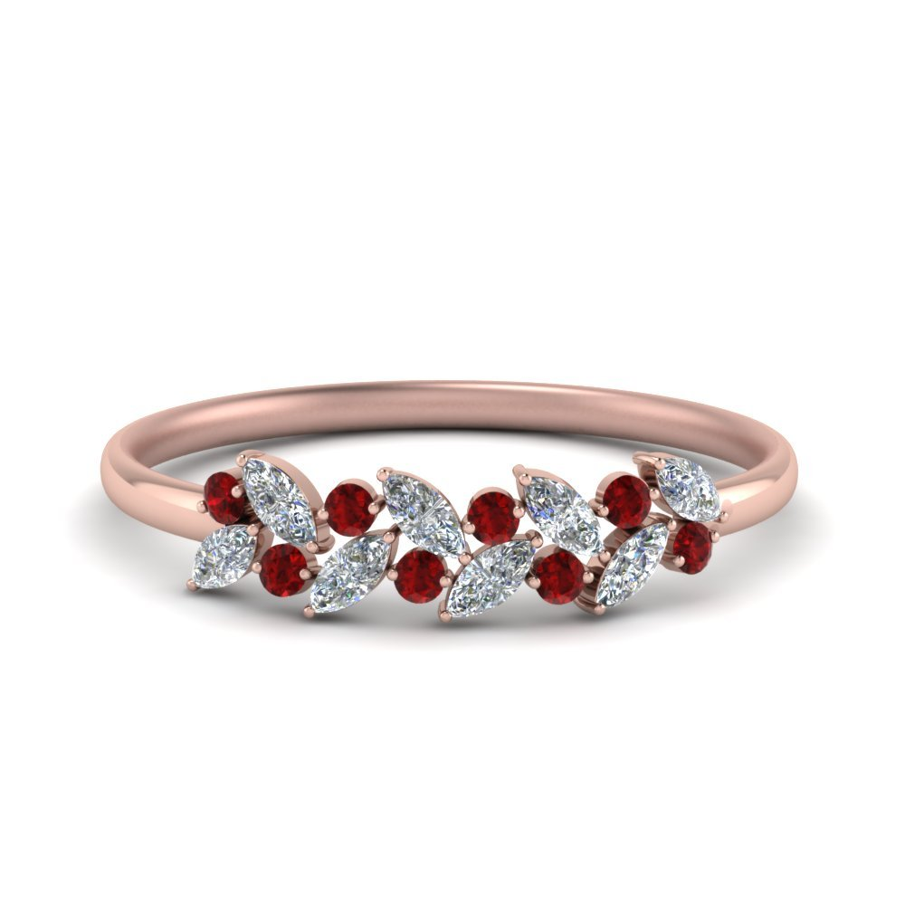 Ruby Wedding Anniversary Ring