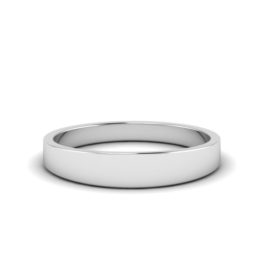 Platinum Wedding Bands For Men
