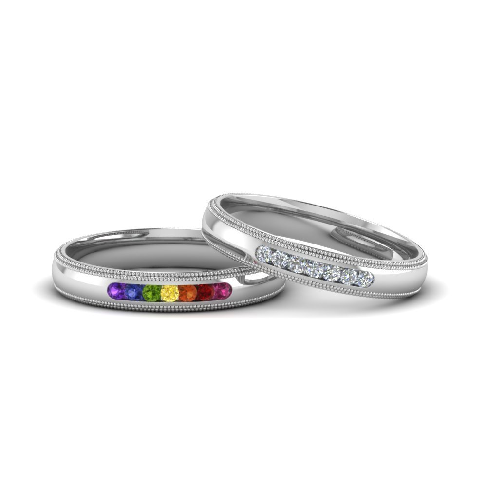 lesbian and gay rings
