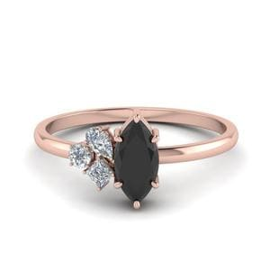 Non Traditional Petite Ring