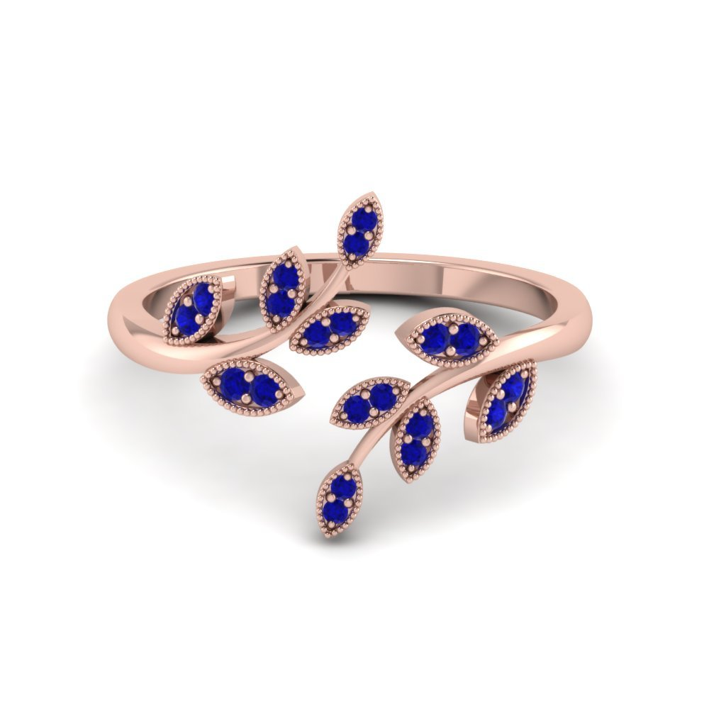 Sapphire Jewelry For Womens
