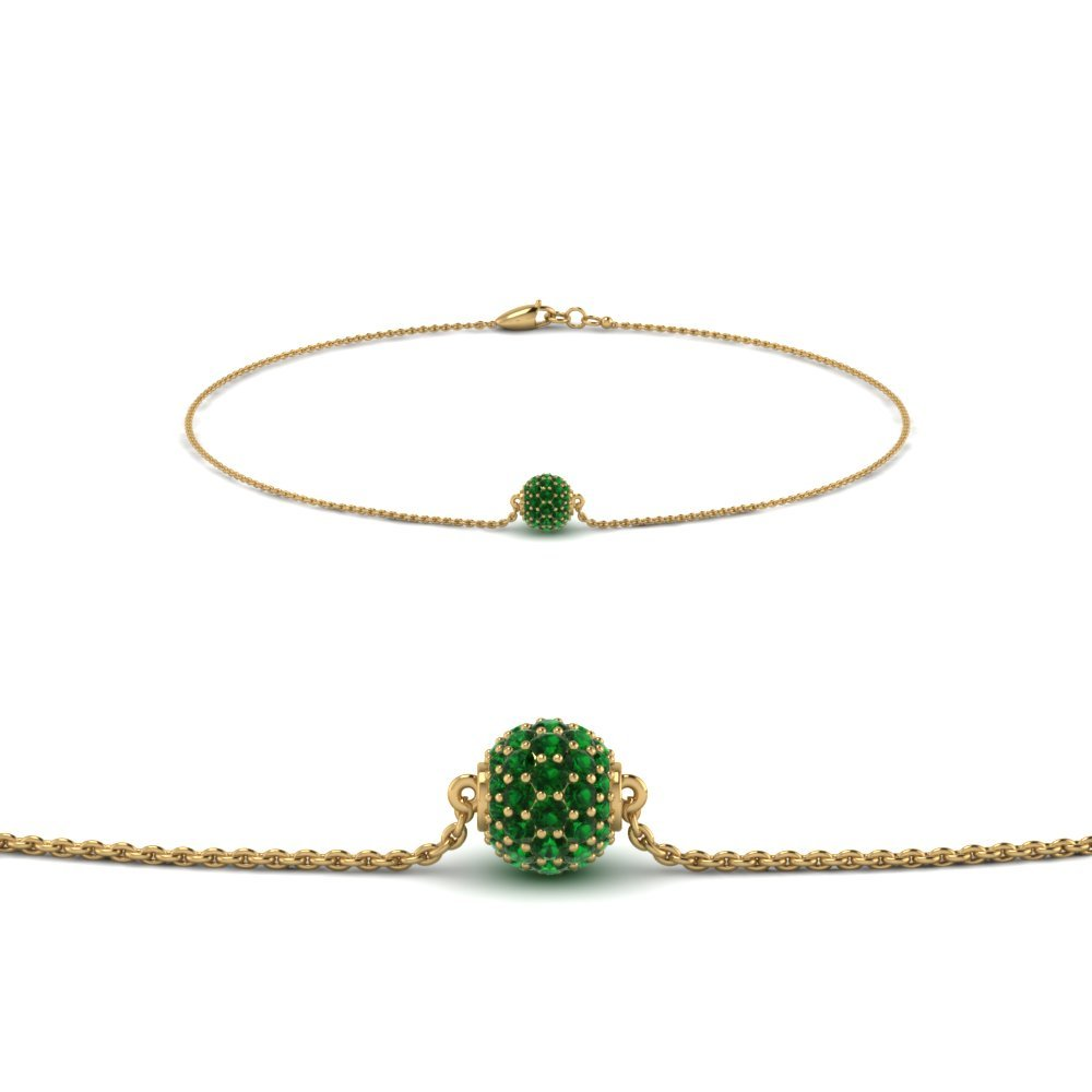 Emerald Jewelry For Womens