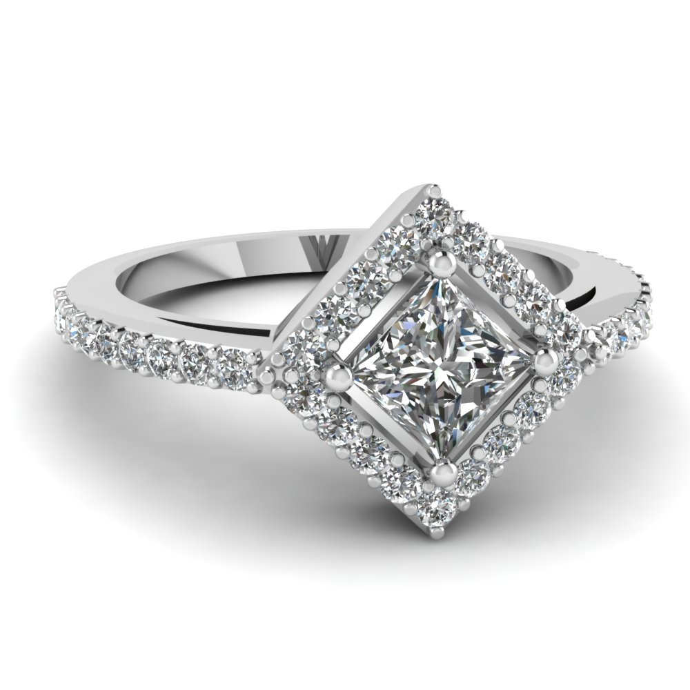1 carat diamond engagement ring