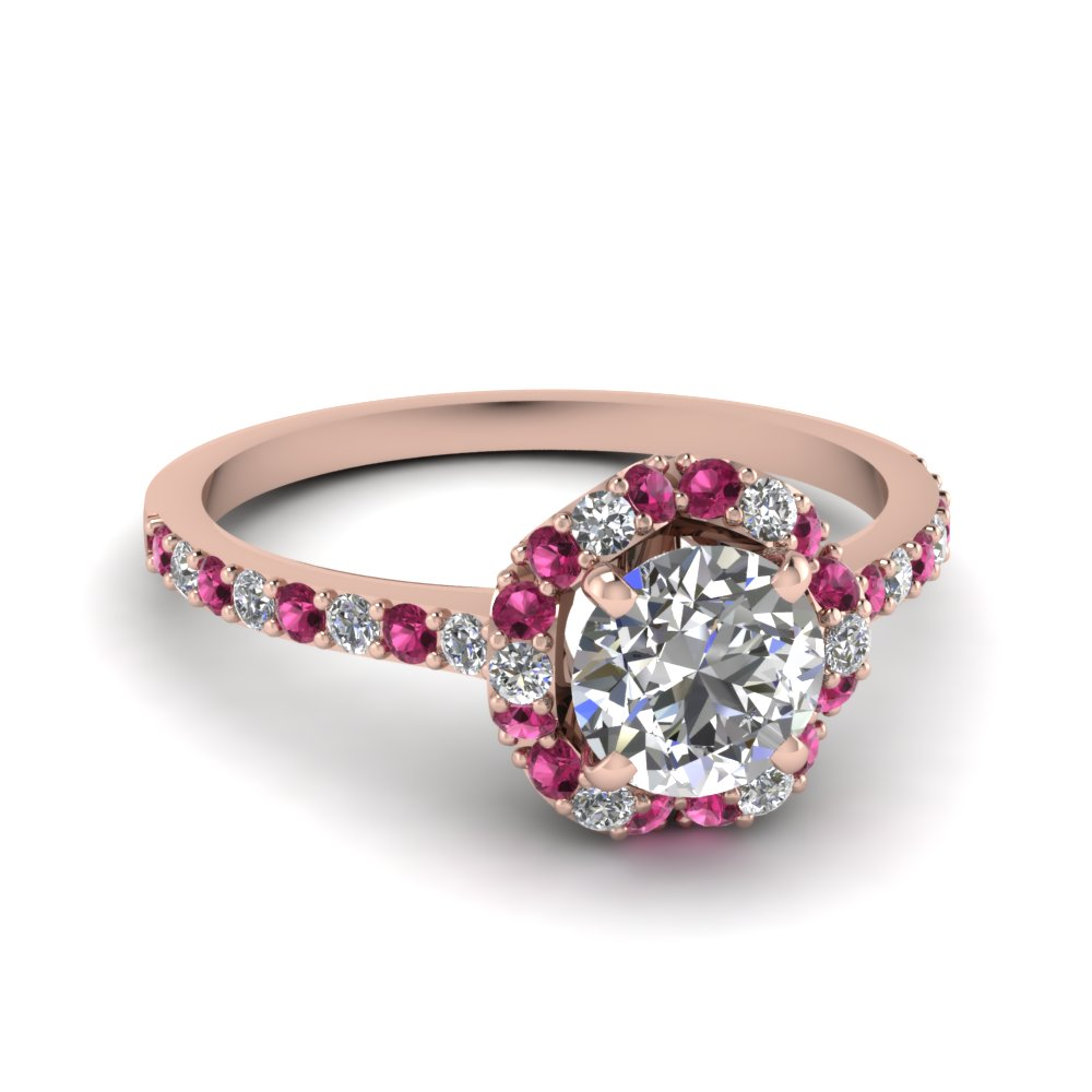 a67caa811e794 Shop Flower Engagement Rings Style - Fascinating Diamonds