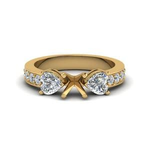 Diamond Ring Mountings