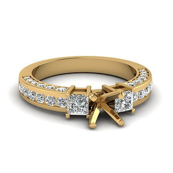 Engagement Rings Without Stones