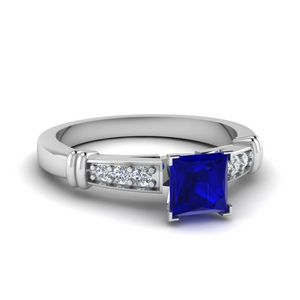 Sapphire Engagement Rings Gifts