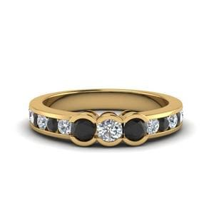 Black Diamond 3 Stone Band