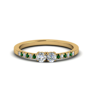 Cheap Emerald Ring For Ladies