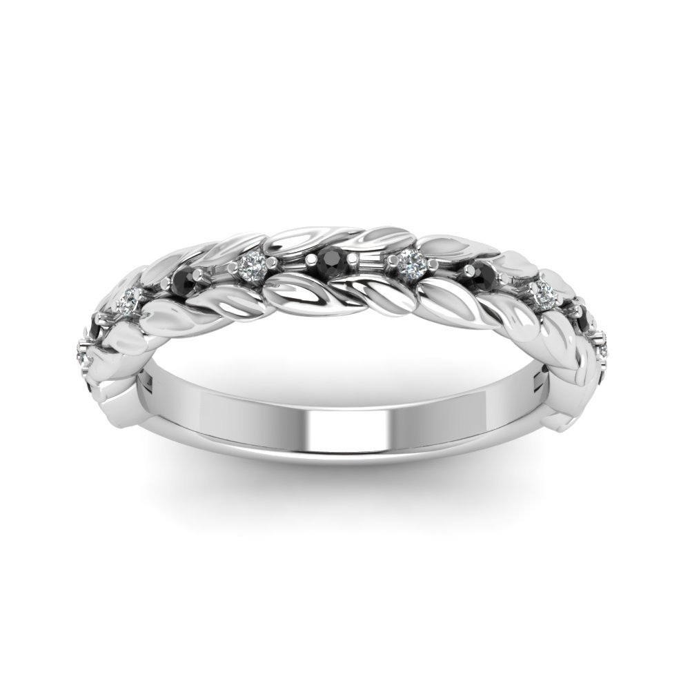Simple Platinum Wedding Bands