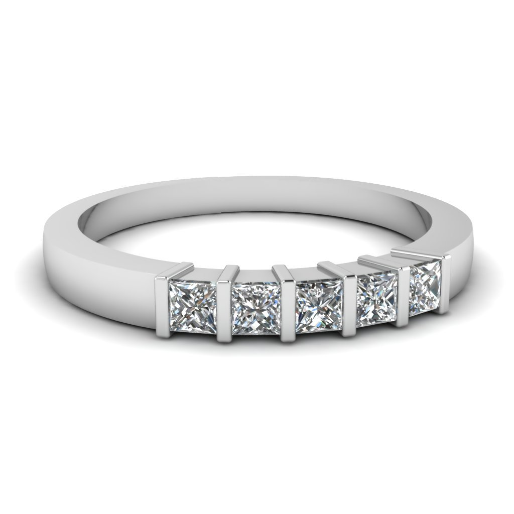 Platinum Wedding Diamond Rings