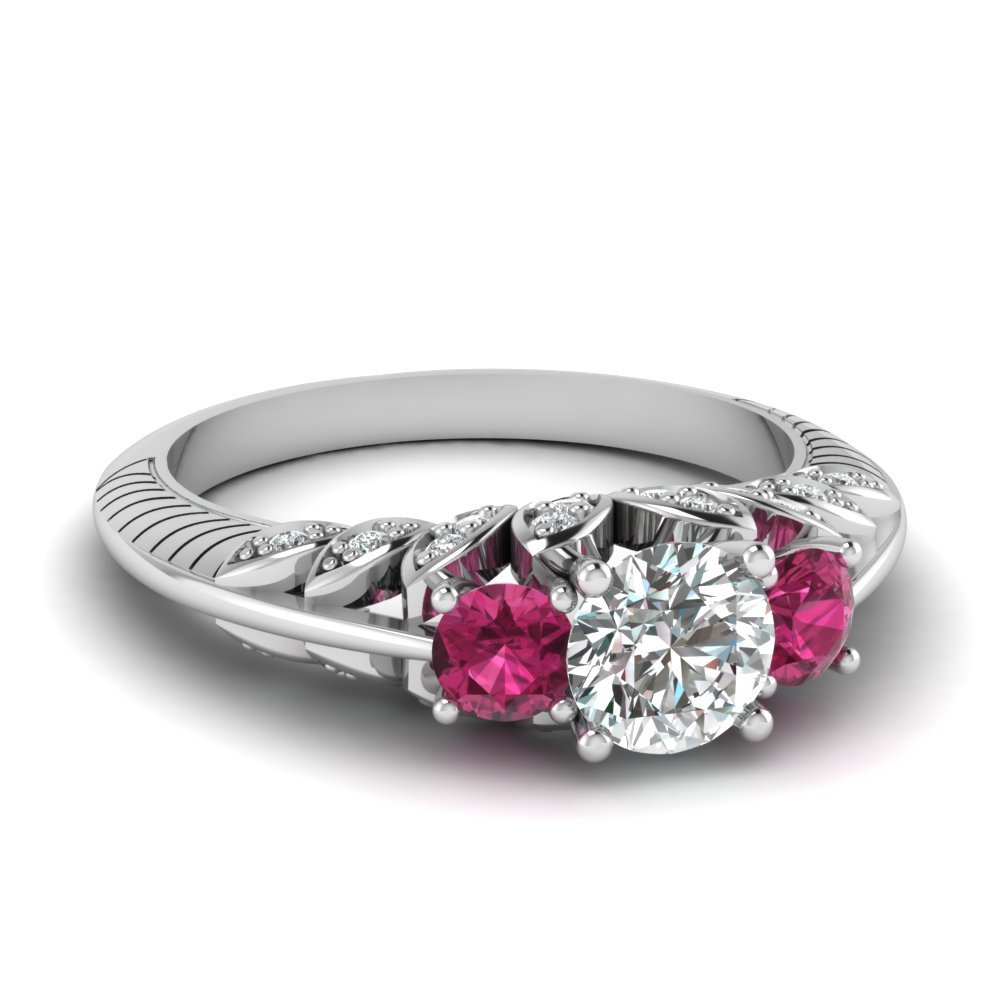Unique Womens Diamond Rings