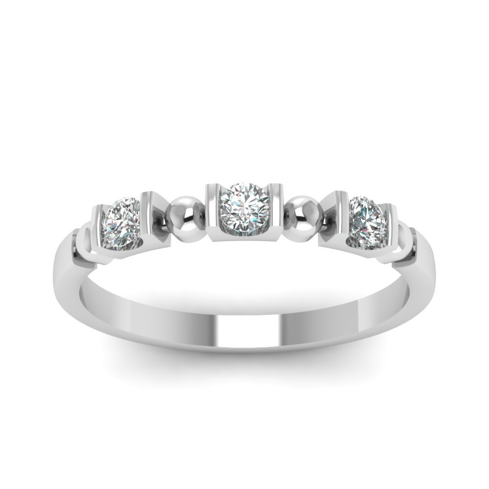 Diamond Bands For Women