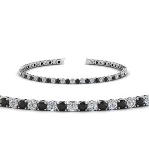 Tennis Diamond Bracelet (4 Carat)